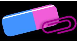 Goma-clip